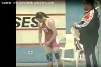 Fernanda Peres Atleta de Joanilson Rodrigues