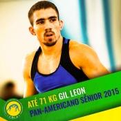 Gil leon Atleta de Joanilson Rodrigues