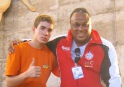 Gil Leon Com Professor Joanilson Rodrigues_Bras Campos 2007_B