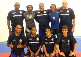 Joanilson Rodrigues supervisor técnico seleção brasileira wrestling 2008